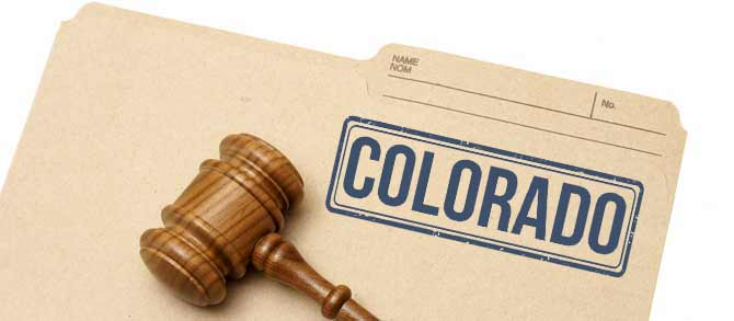 Seeing your criminal record history in Colorado