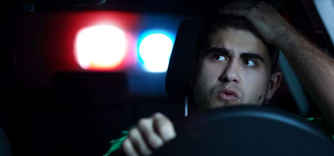 The difference between a criminal record and a driving record