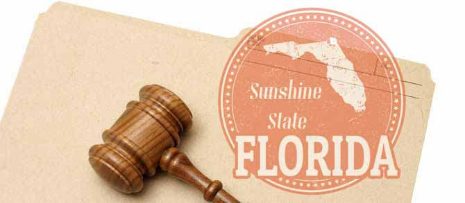 Getting a copy of your criminal records in Florida