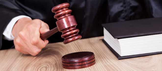 A Florida judge withholding adjudication