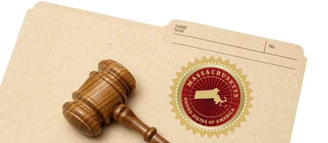obtaining a copy of your criminal records in Massachusetts