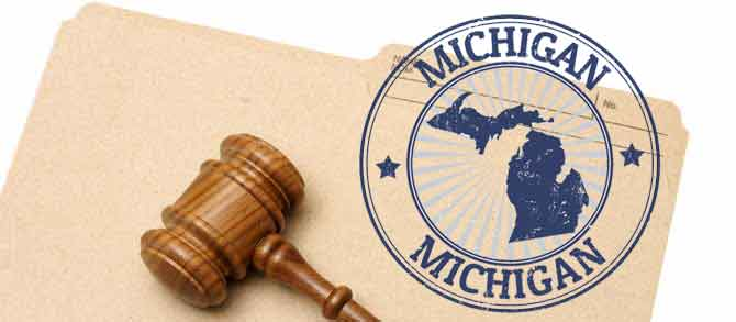 obtaining a copy of your criminal records in Michigan