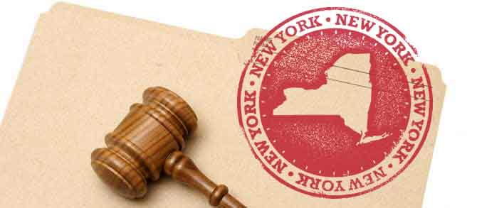 obtaining a copy of your criminal records in New York