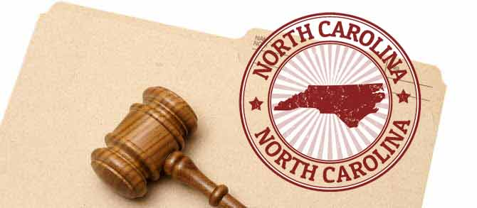 obtaining a copy of your criminal records in North Carolina