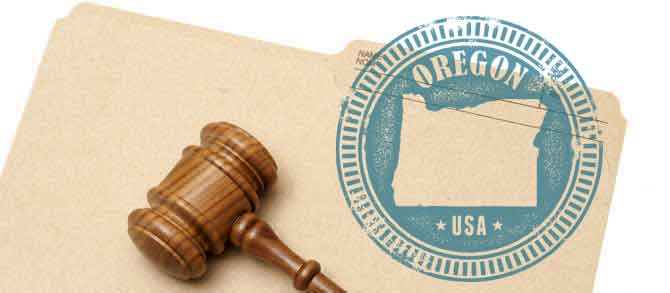 Obtain your criminal record in Oregon
