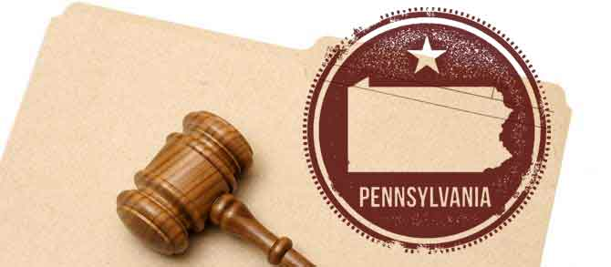 obtaining a copy of your criminal records in Pennsylvania