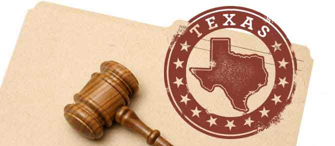 obtaining a copy of your criminal records in Texas