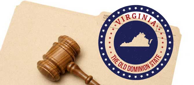 obtaining a copy of your criminal records in Virginia