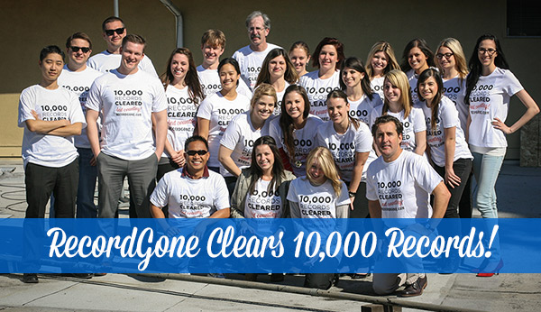RecordGone Clears 10,000 Records