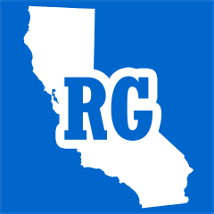 recordgone.com California logo