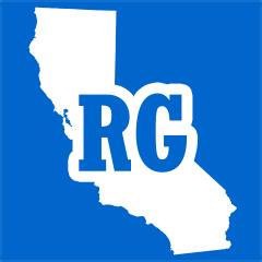recordgone.com California logo