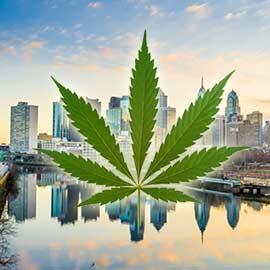 Marijuana decriminalization in Philadelphia