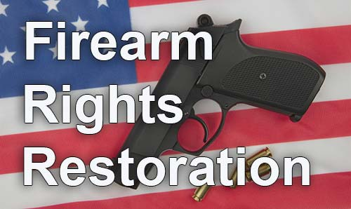 restore firearm rights in Arizona