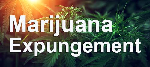 California marijuana expungement
